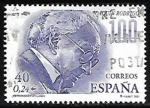 Sellos de Europa - España -  Personajes populares - Joaquin Rodrigo