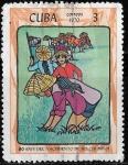 Stamps Cuba -  Cuba-cambio