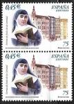 Stamps Spain -  Actividades Sociales - Asistencia al necesitado