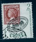 Stamps Spain -  Dia del sello