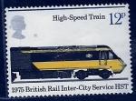Sellos de Europa - Reino Unido -  Locomotora