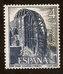 Stamps Europe - Spain -  Noria Arabe (Murcia)