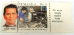 Stamps : America : Venezuela :  CENTENARIO DE DON BOSCO