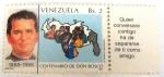 Stamps America - Venezuela -  CENTENARIO DE DON BOSCO