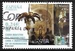 Stamps Spain -  Patrimonio Mundial de la Humanidad - El Mistério de Elche (Alicante)