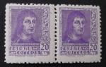 Stamps Spain -  Fernando el Católico