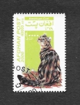 Stamps : Asia : Afghanistan :  Mi1940 - Gato