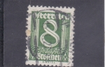 Stamps : Europe : Austria :  CIFRA