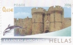 Stamps : Europe : Greece :  FORTALEZA