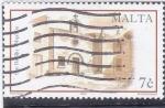 Stamps : Europe : Malta :  IGLESIA SAN BASILIJU
