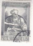 Sellos de Europa - Vaticano -  400 aniversario Michelangelo