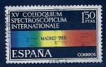 Sellos de Europa - España -  Coloquio inter.