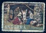 Sellos del Mundo : Europa : Andorra :  Navidad