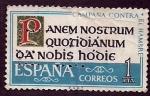 Stamps Spain -  Campaña contra el hambre