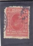 Sellos de Europa - Yugoslavia -  ALEXANDRE I