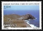 Sellos de Europa - España -  Naturaleza - Parque Natural Cabo de Gata-Nijar