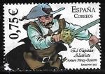 Stamps Spain -  Exposición mundial de filatelia juvenil -