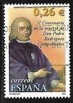Sellos de Europa - España -  II centenário de la muerte de don Pedro Rodriguez campomanes