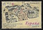 Stamps Spain -  Exposición Nacional de Filatelia Juvenil JUVENIA 2003