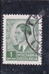Sellos de Europa - Yugoslavia -  PEDRO II