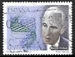 Stamps Spain -  Premios Nóveles Españoles - Severo Ochoa