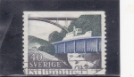 Stamps Sweden -  ACUEDUCTO