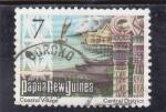 Stamps  -  -  PAPUA-NUEVA GUINEA-intercambio