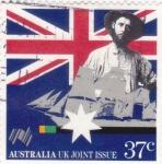 Sellos del Mundo : Oceania : Australia : RELACIÓN AUSTRALIA-REINO UNIDO
