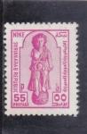 Stamps Syria -  ESTATUA DE MUJER