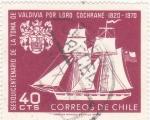 Stamps Chile -  SEQUISCENTENARIO DE LA TOMA DE VALDIVIA