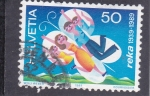 Stamps Switzerland -  50 ANIVERSARIO