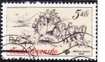 Sellos de Europa - Checoslovaquia -  CARRUAJE