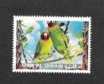 Sellos del Mundo : Asia : Emiratos_Árabes_Unidos : Mi1405A - Aves
