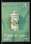 Sellos de Europa - España -   Cerámica - Pinturas de Antonio Miguel González