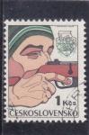 Stamps Czechoslovakia -  COMPETICIÓN DE TIRO