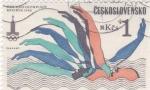 Stamps of the world : Czechoslovakia :  OLIMPIADA DE MOSCÚ