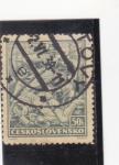 Sellos de Europa - Checoslovaquia -  SOLDADOS