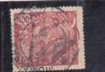 Stamps Czechoslovakia -  GUERRERO
