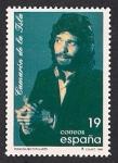 Stamps Spain -  Personajes Populares-Camaron de la Isla