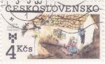 Stamps Czechoslovakia -  CUENTO INFANTIL