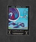 Stamps United Arab Emirates -  Mi C1544 - Líneas Aereas y Avión