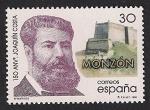Stamps Spain -  Efemerides