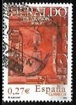 sello : Europa : España : Heraldo de Aragón