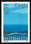 Stamps Spain -  Naturaleza - Islas Cies (Vigo)