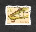Stamps : Europe : Poland :  2123 - L Aniversario de los Sellos Postales Polacos