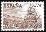 Sellos de Europa - España -  Bicentenario de la Real Expedición de la vacuna de la viruela