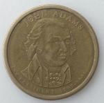 monedas de America - Estados Unidos -  2007 - un dollar