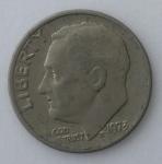 monedas de America - Estados Unidos -  1973 - one dime