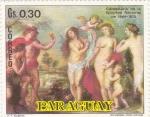 Sellos del Mundo : Europa : Paraguay : CENTENARIO DE LA EPOPEYA NACIONAL