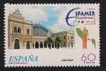 Stamps Spain -  Exposiciones Filaélicas Espamer'96 y Aviación y Espacio'96
